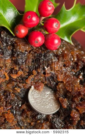 Sixpence In Christmas Pudding