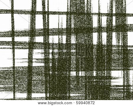 Woven Pattern Background - Stock Image
