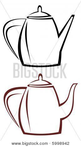 Coffee Pot, Kettle