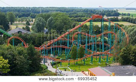 Rollercoaster Ride