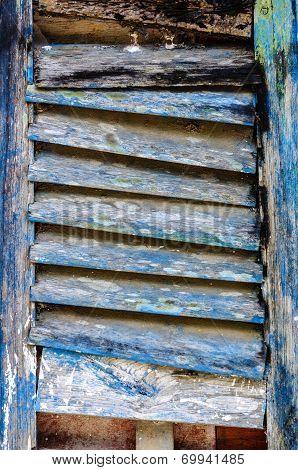 Old windows frame