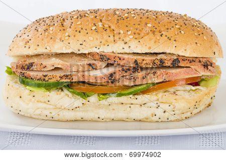 Chargrill Chicken Sandwich