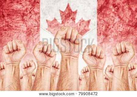 Canada Labor Movement, Workers Union Strike