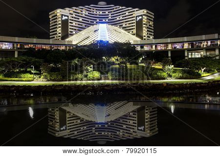 Jupiters Hotel and Casino on Broadbeach Gold Coast