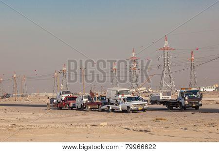 Gmc Wrecking Trucks In Kuwait