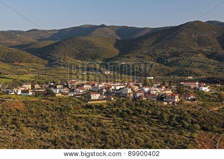 Southern Greece Village