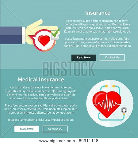 Medical and Health Insurance