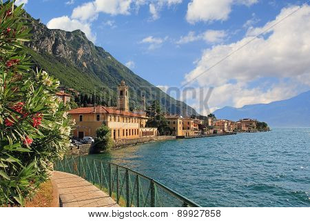 Pictorial Village Gargnano, Lago Die Garda