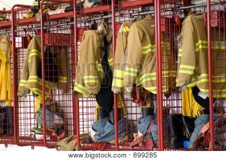 Firehouse Locker