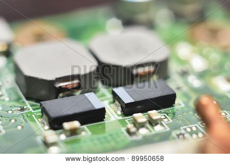 Integrated Circuits, Diodes, Transistors, Vacuum Tubes