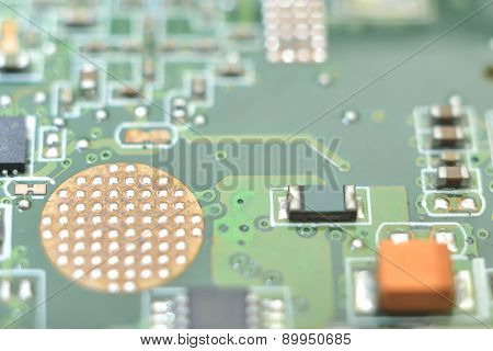 Microcontroller On System Board