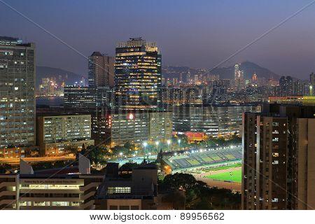 Kowloon Bay Sports Ground