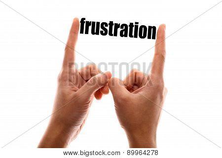 Smaller Frustration
