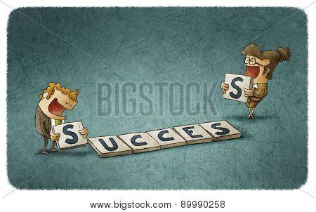 success crossword