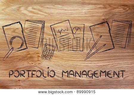 Portfolio Management: Folder, Stats And Budget