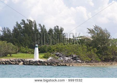 The Little White Light House