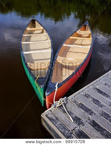 Two Canoes 2