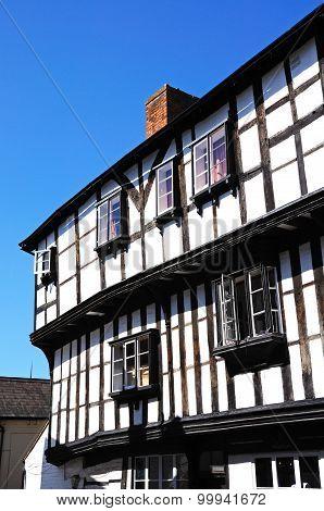 Timbered building, Shrewsbury.