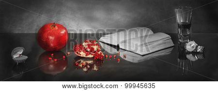 Still Life With Pomegranate Love Story