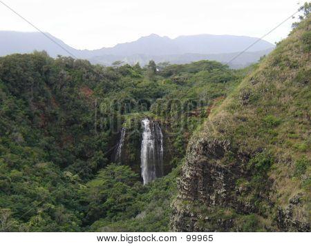 Waterfall Kauai