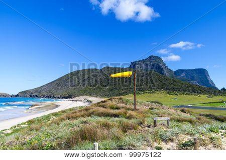 Blinky Beach on Lord Howe Island