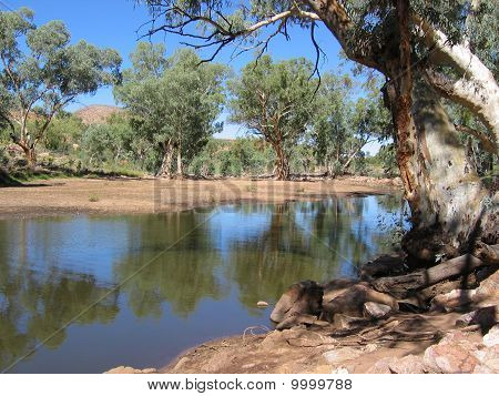 Ormiston Gorge, Northern Territory, Australia
