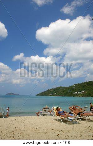Beach Tortola