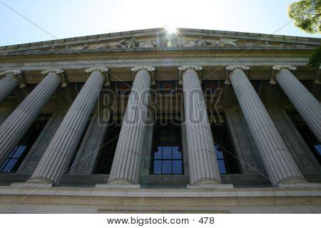 Courthouse Sun