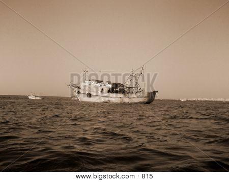 Boat Barge