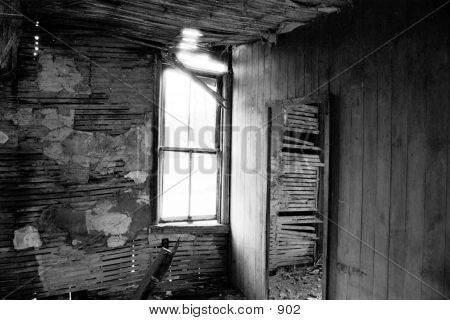 Lebanon House Window