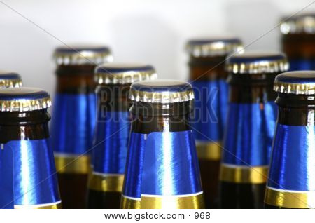 Beer Bottle Tops