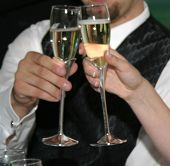 Wedding toast, 1000 px across, 180 dpi -note : THIS IMAGE is a little blurry, looks ok sized down poster