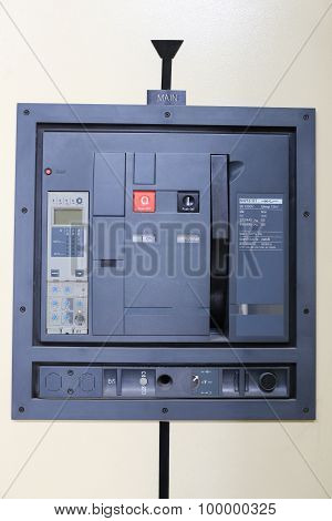 Electrical Equipment Panel.