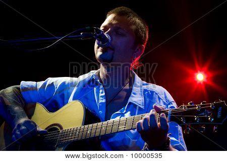 Concert van Ilya hoornkiezel