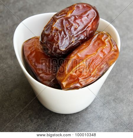 Dried Dates from palm tree