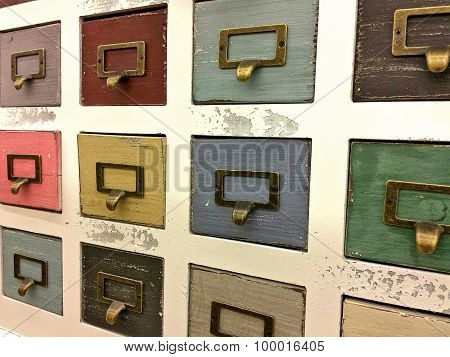 retro filing cabinet