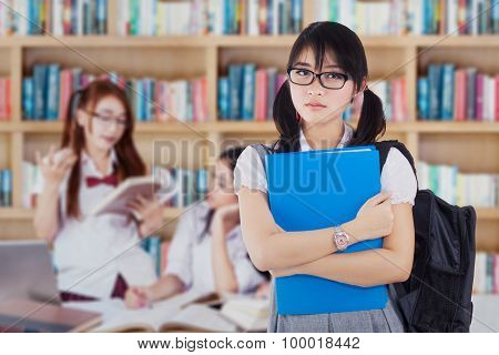Leader Of High School Students