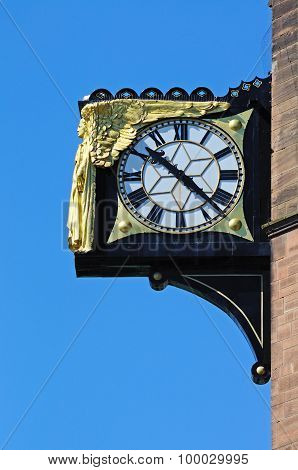 Town Hall Clock, Coventry.
