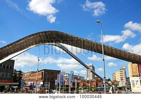 Whittle Arch, Coventry.