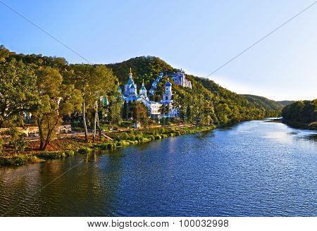 Holy Assumption Svyatogorsk Lavra, Svyatogorsk, Ukraine