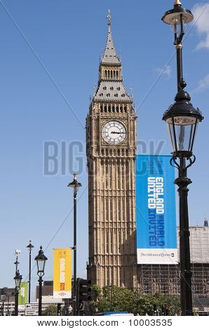 London - August 24: England's Bid To Host Fifa's 2018 World Cup. August 24, 2010 In London, England.