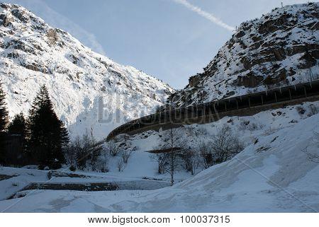 Gotthardstrasse, Switzerland