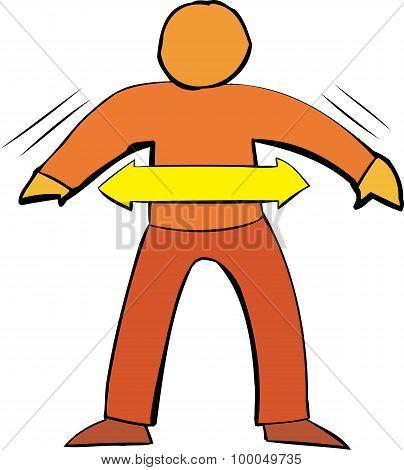 Blank Fitness Symbol
