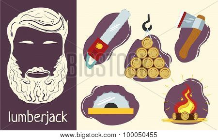 Characteristics of the lumberjack