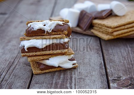 Homemade Smores