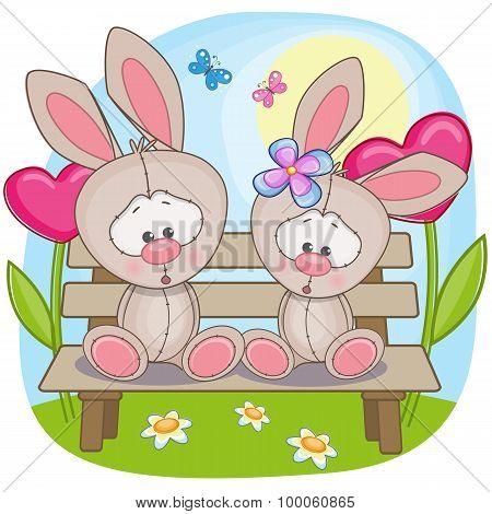 Lovers Rabbits
