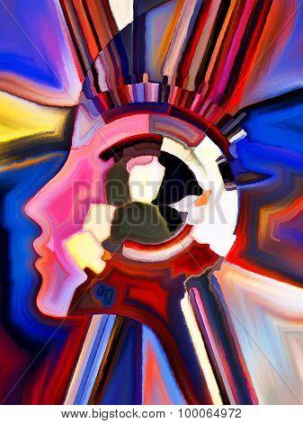 Virtual Mind Shapes