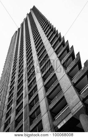 Single Barbican Tower