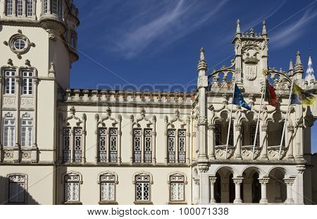 Sintra Town Hall Building, Portugal