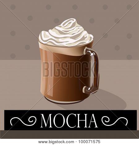 Coffee Drink Mocha